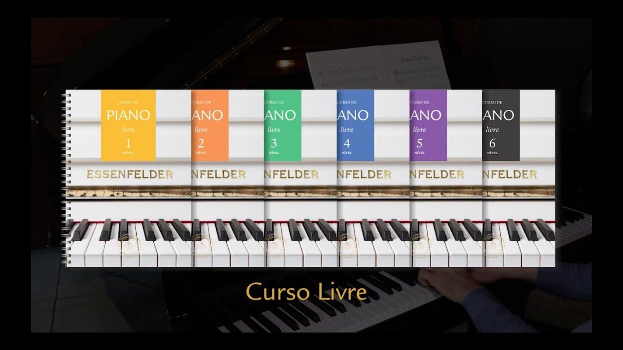 Curso de Piano Livre Essenfelder