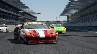 Assetto Corsa Yas Marina Circuit Replay camera download