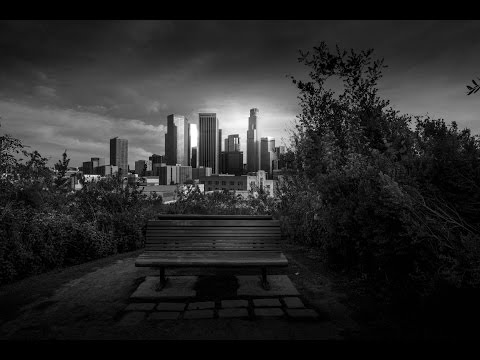 5 Tricks to Turn Your Boring Daylight Photo into a Dramatic Black and White - Lightroom CC Tutorial!