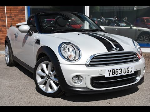Used Mini Roadster 16 Cooper 2dr Silver 2013 Youtube