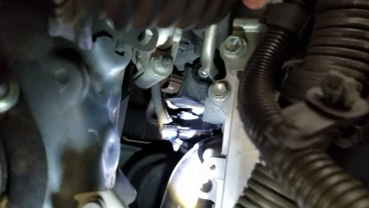 Lexus Is250 Alternator Replace Youtube Wiring Harness 2007