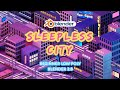 Sleepless City animation in Blender 2.8 - Beginner Low Poly Isometric Landscape Timelapse/Tutorial