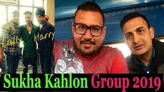 Sukha Kahlon Group New 2019 Song