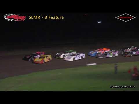 Hobby Stock Heats/SLMR B Feature - Park Jefferson Speedway - 5/5/18