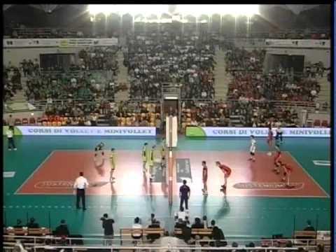 M.Roma - Sisley Treviso, Serie A1, Rome, Italy