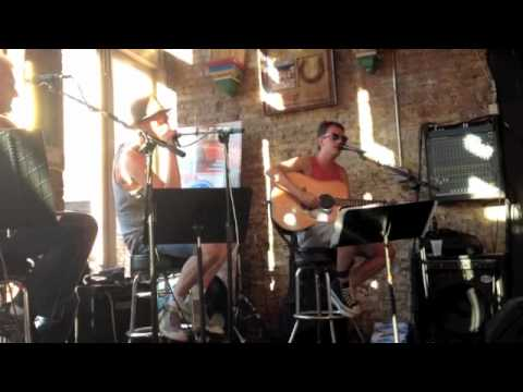 Slim and Jim at Rippy's, Nashville, Tennessee