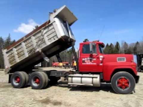 Ford Ltl9000 Dump Truck For Sale At Www Atthe Com Youtube