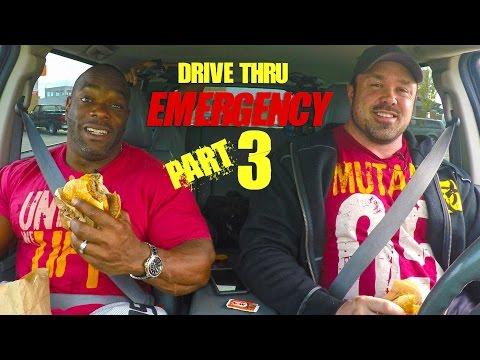 Johnnie O. Jackson + Big Ron Partlow: Drive Thru Emergency PART 3