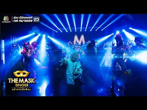 Uptown Funk - V.All masks dance | THE MASK SINGER.