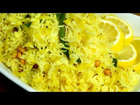 Delicious Lemon Rice For Homeless People |Nawabs Kitchen|