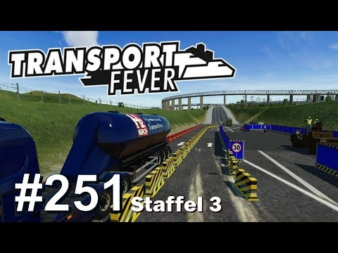 Transport Fever S3/#251: Die Autobahn-Baustelle [Let