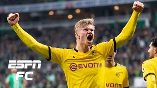 Erling Haaland Does It Again: Why Borussia Dortmund Is The Perfect Place For Him | Espn Fc