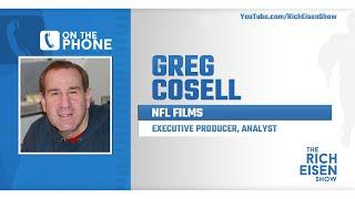NFL Films' Greg Cosell Talks Tua, Burrow, & Draft Prospects w Rich Eisen | Full Interview | 4/2/20