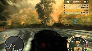 Lets Play Need for Speed Most Wanted #34 (German)