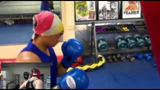 Boxing Class Western Sydney