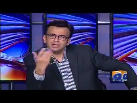 Aapas Ki Baat - 07 August 2017 - Geo News