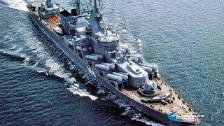 Проект Атлант  Тяжелый Крейсер 'Москва'