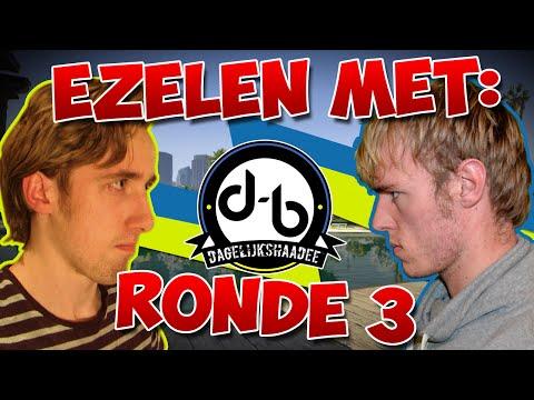 Ezelen met DHD #23 - Jos vs Joost (Ronde 3)