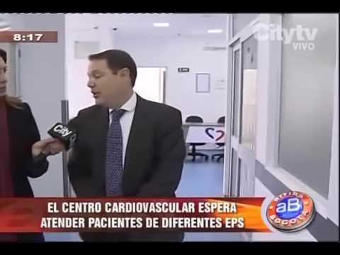 Inauguran Centro Cardiovascular en Bogotá - City Tv