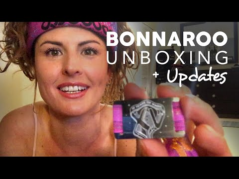 BONNAROO Music Festival Unboxing + Updates!