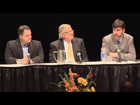 2014 Wichita Economic Outlook - Local Panel: Justin Salmans, Steve Martens & Jeremy Hill
