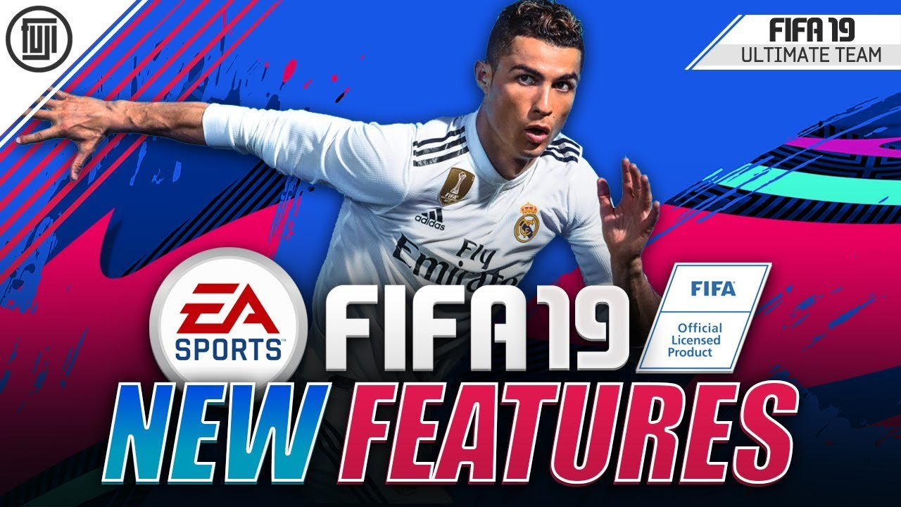 d2056b7cb2f63c FIFA 19 NEW GAMEPLAY FEATURES!!! - YouTube
