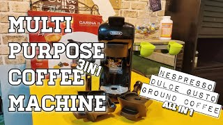 Hibrew 3in1 Coffee Machine (review)