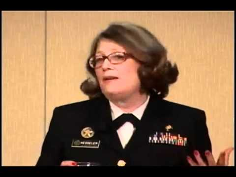 Crawford Lecture at University of San Francisco School of Nursing, March 28 2011