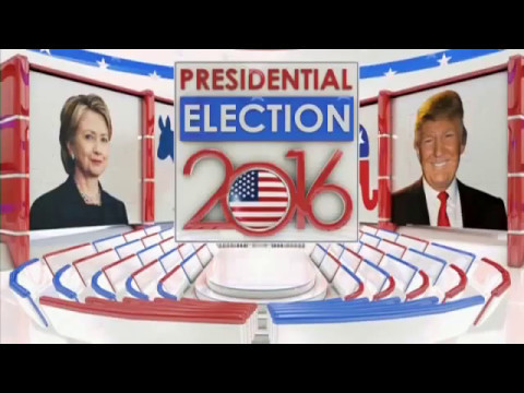 [2016 US Presidential Election] Nine News | Coverage #1 - (09.11.2016)