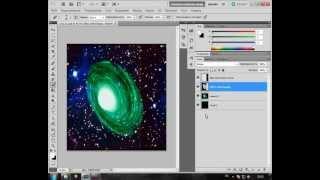 Видео урок №22 Фотошоп. Создаем кисти, рисуем звезды