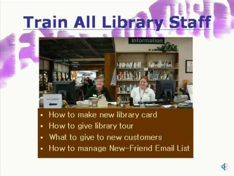 Welcoming Procedure @ Library