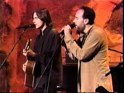 Marc Cohn + Jackson Browne 2005 - crazy love.mpg