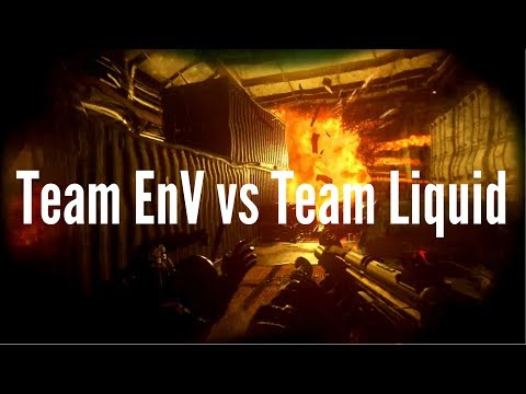 Team EnV vs Team Liquid - Genetic Gaming Ramadan Tournament.