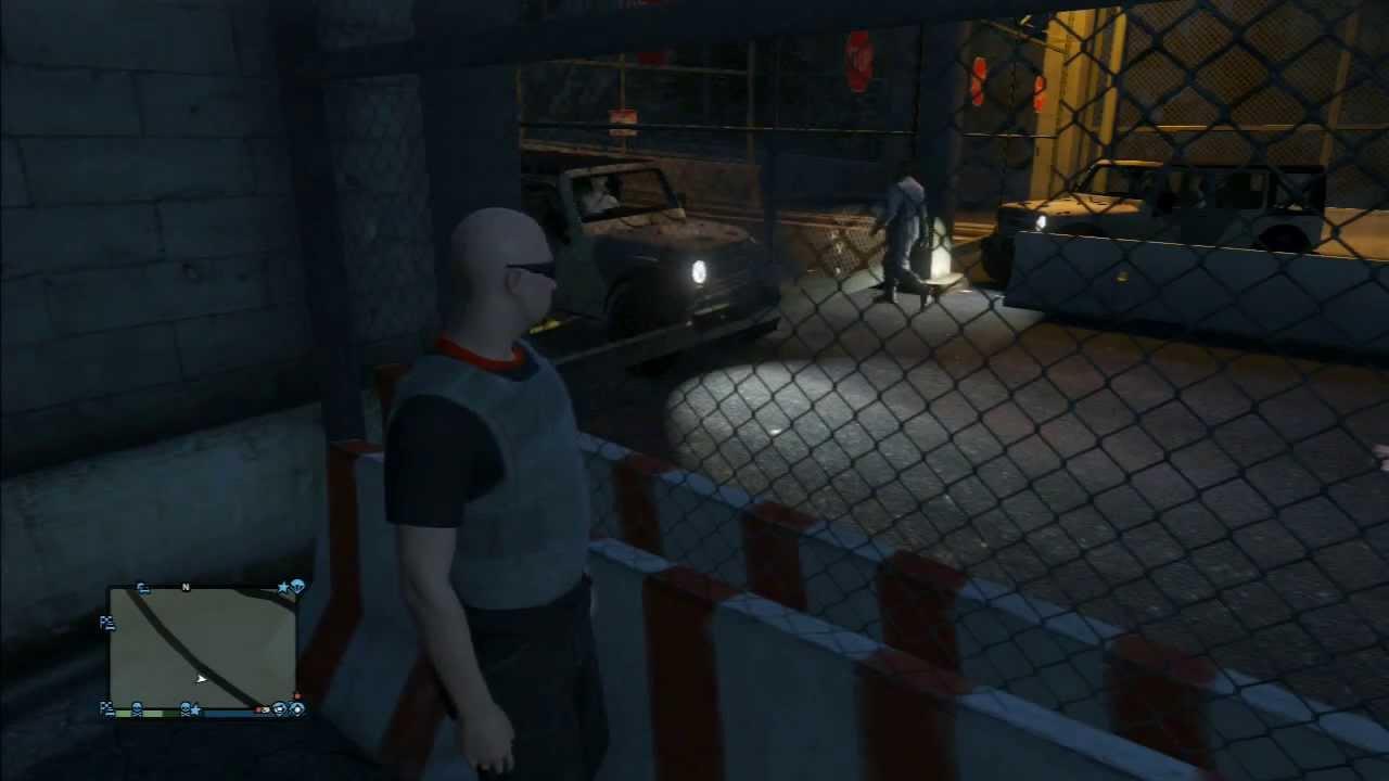 JUGANDO GTA V #2 PS3