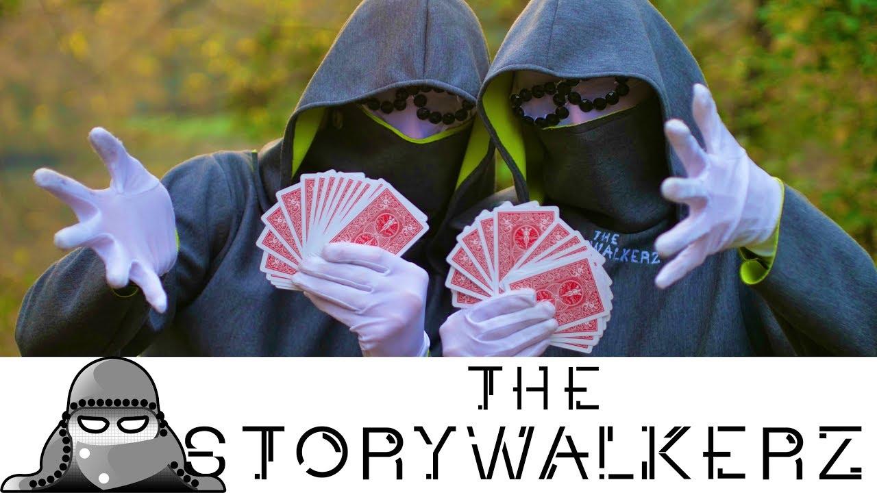 ZAMASKOWANI MAGICY Z MAM TALENT – THE STORYWALKERZ