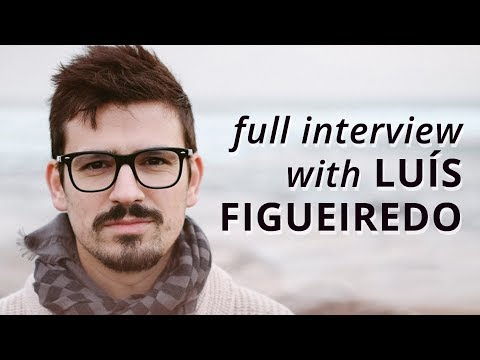 Amar pelos Dois - Full interview with Luís Figueiredo
