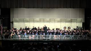 Swan Lake Suite, Scene No.1 - AHS Symphonic Band 2014