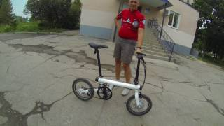 Xiaomi Mijia QiCycle Электровелосипед