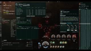 EVE-online Blood Raider Psychotropics Depot |  Blood Raider 5/10 DED complex. Tengu
