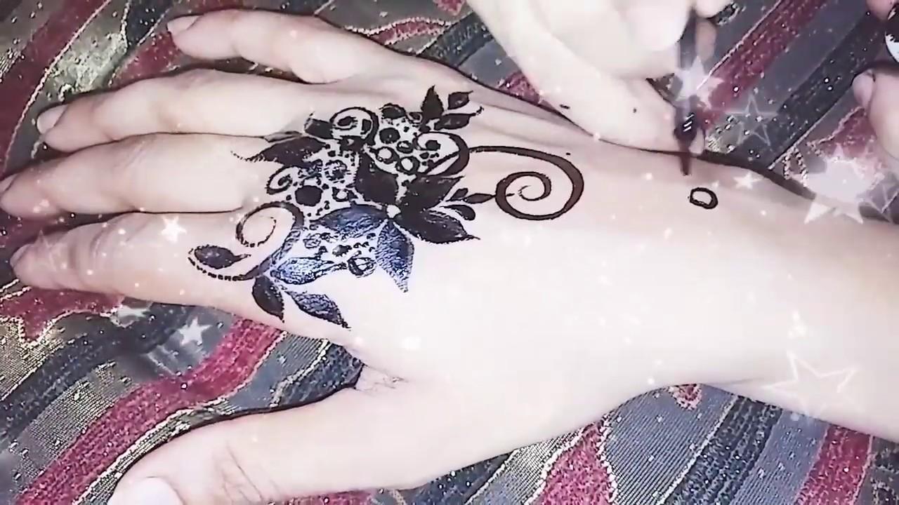 نقش العيد 2020 خفيف وسهل Mehndi Designs For Eid 2020 Youtube