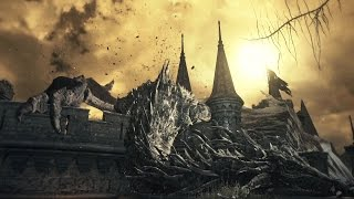 Dark Souls 3 Gameplay Trailer - Dark Souls 3 Trailer Gamescom 2015