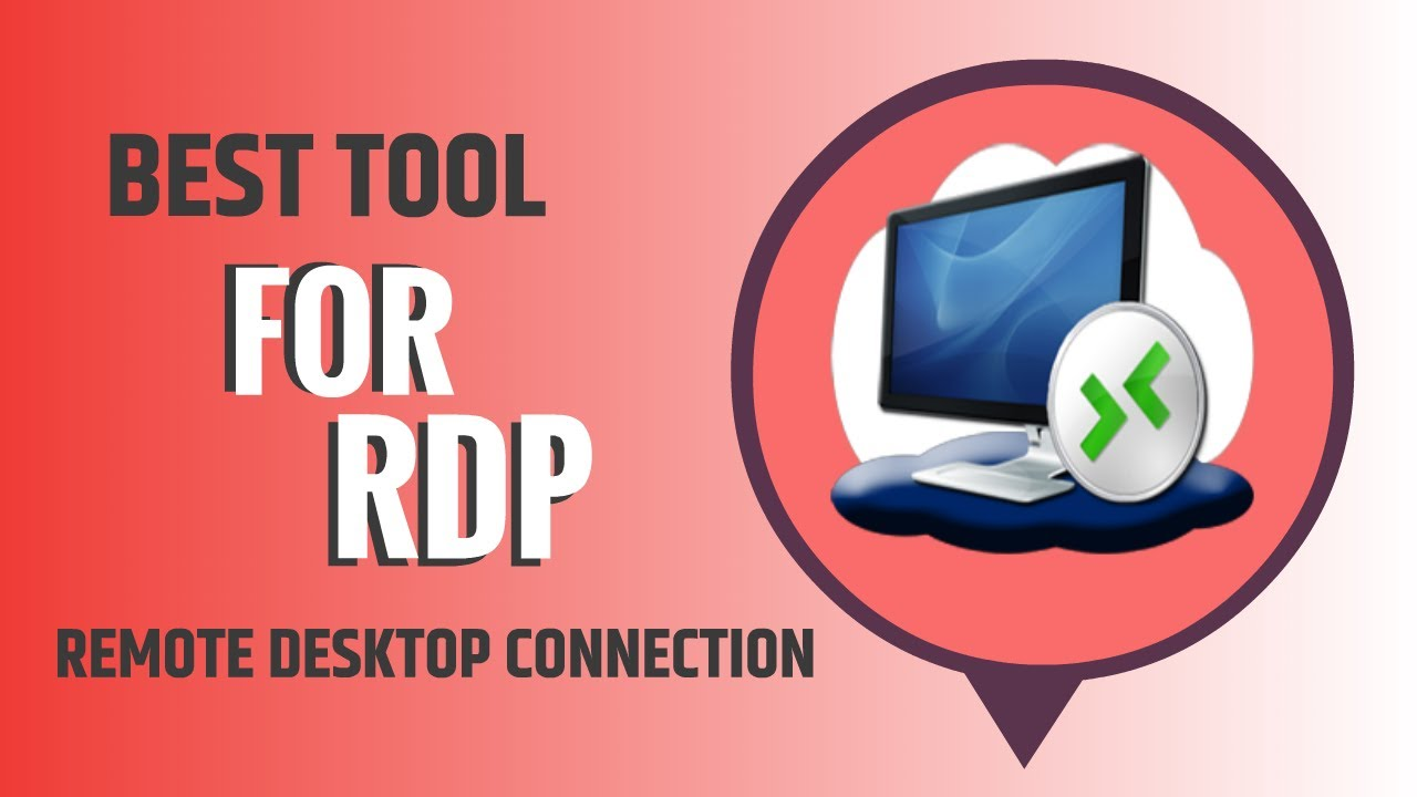 Best Tool for RDP ( Remote Desktop Connection )!!! ( HINDI