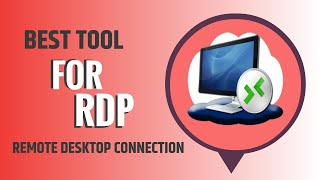 Best Tool for RDP ( Remote Desktop Connection )!!! ( HINDI )
