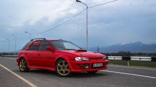 Subaru Impreza WRX тест-драйв