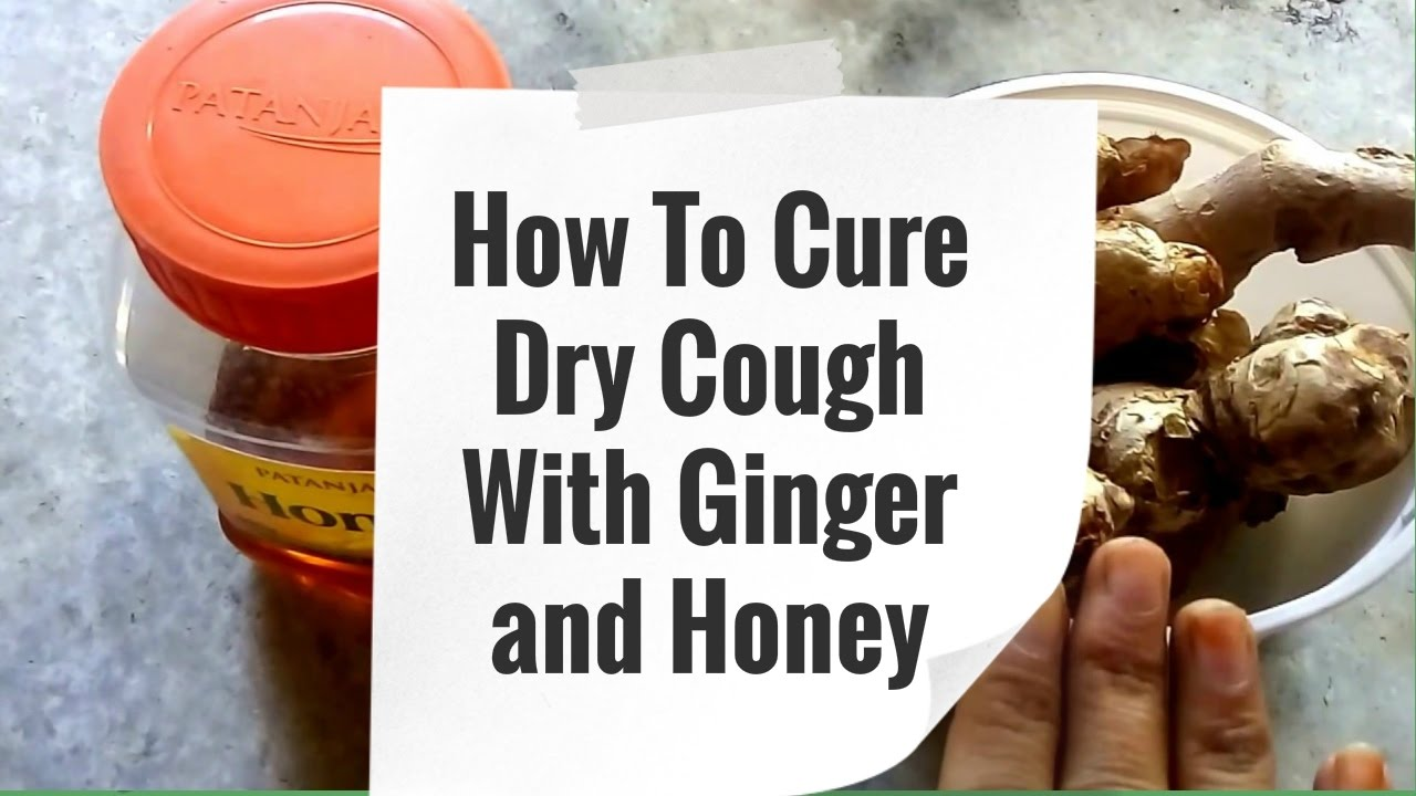how to stop dry cough
