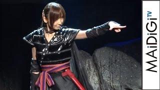 元AKB48篠田麻里子、舞台「真田十勇士」であのポーズを披露! 舞台けいこ公開 篠田麻里子 検索動画 21