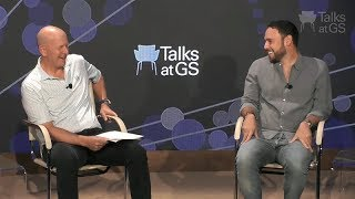 Talks at GS – Scooter Braun: Disrupting the Music Industry