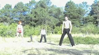 Дмитрий Рогань. Йога на фестивале Пси-Арт 2012