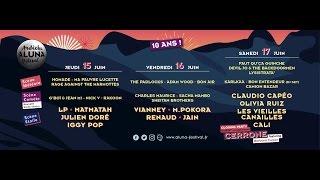 TV07: A la rencontre de Jean Boucher pour les 10 ans d'Ardèche Aluna Festival