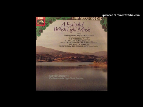 Sir Vivian Dunn conducts A Festival of British Light Music (originally from EMI LP ESD 7063)